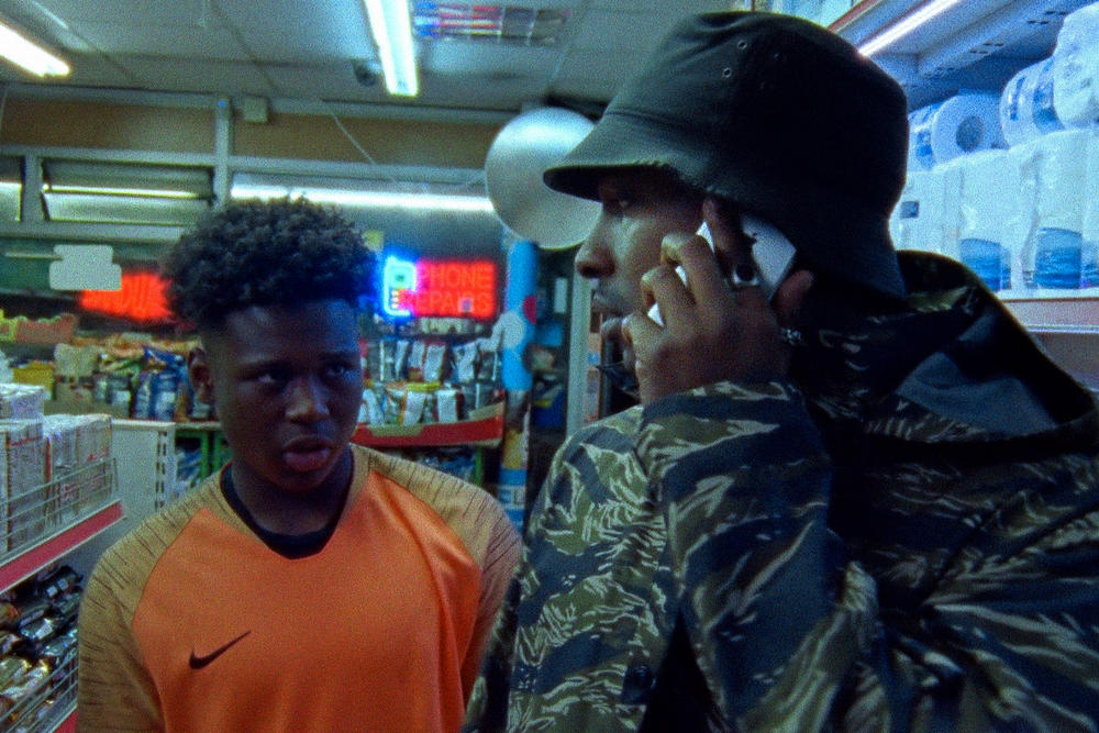 "Nike ""Nothing Beats A Londoner"" Advert Wieden+Kennedy Skepta Big Shaq AJ Tracey J Hus Harry Kane Mo Farah"