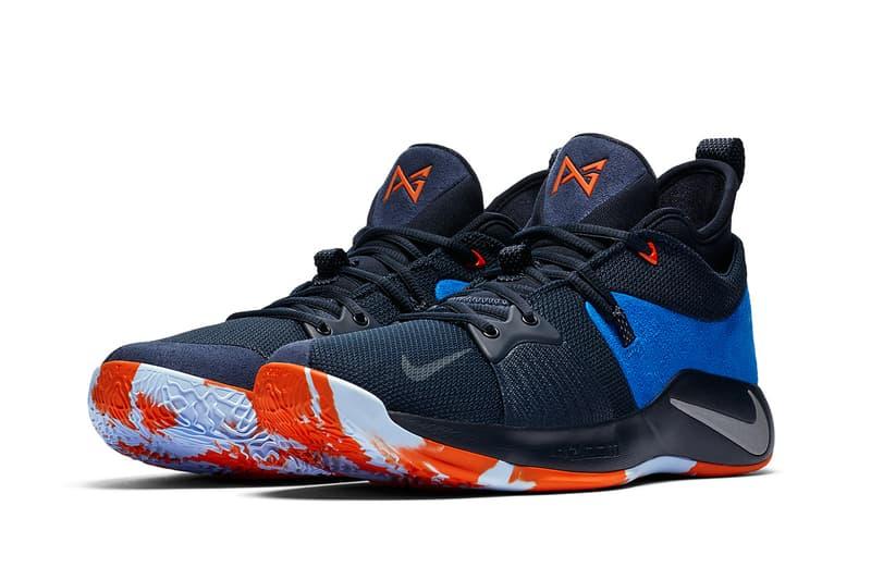 Nike PG2 Home Craze Release Date Paul George Nike Basketball february 2018 footwear
