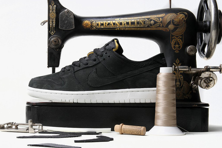2b0e58b268d0e1 Nike SB s Deconstructed Pack Is Back in Black