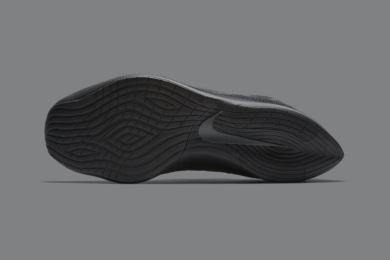 Nike Vapor Street Flyknit Triple Black USA Release date info