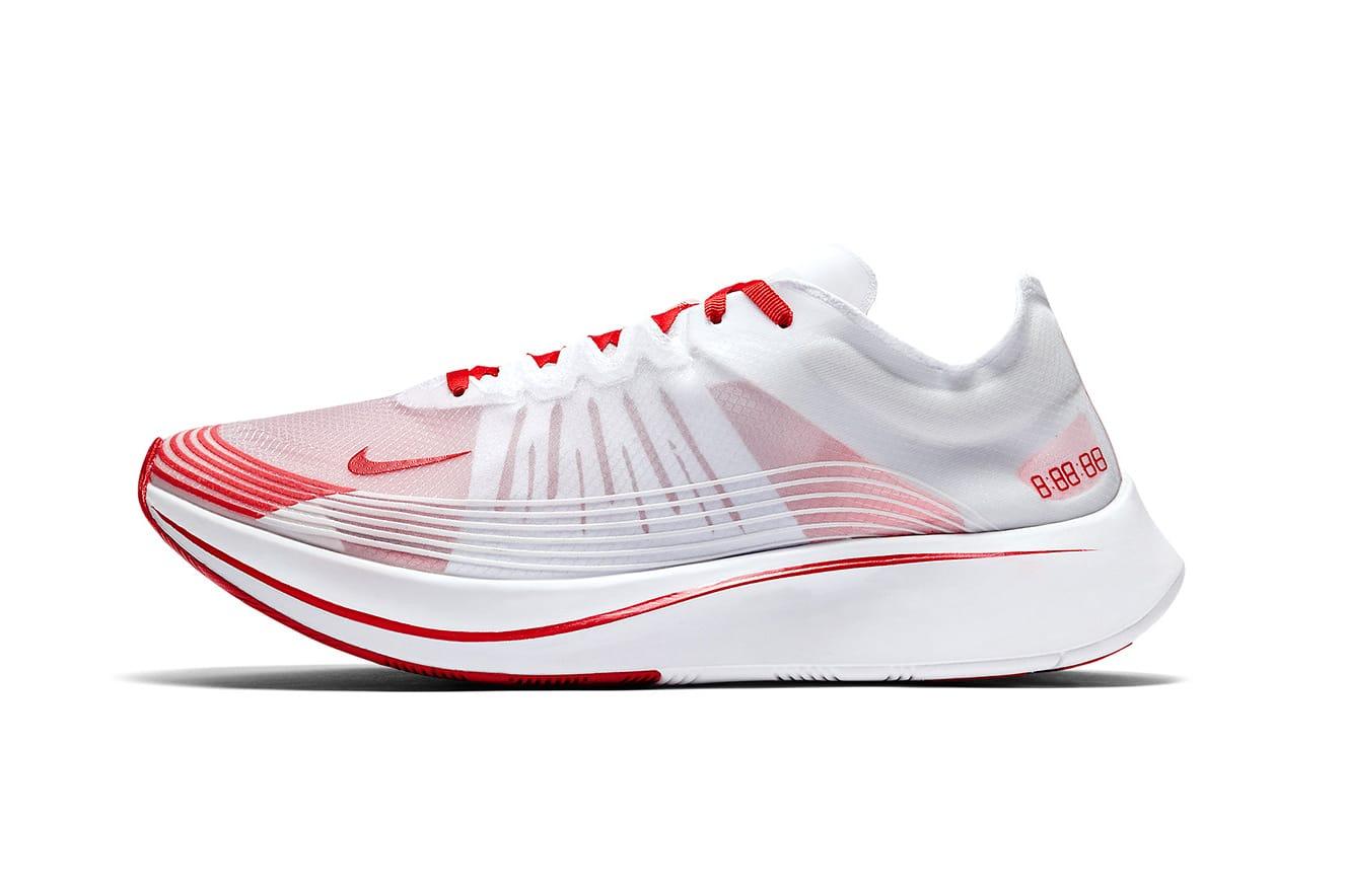 Nike Zoom Fly SP University Red   HYPEBEAST