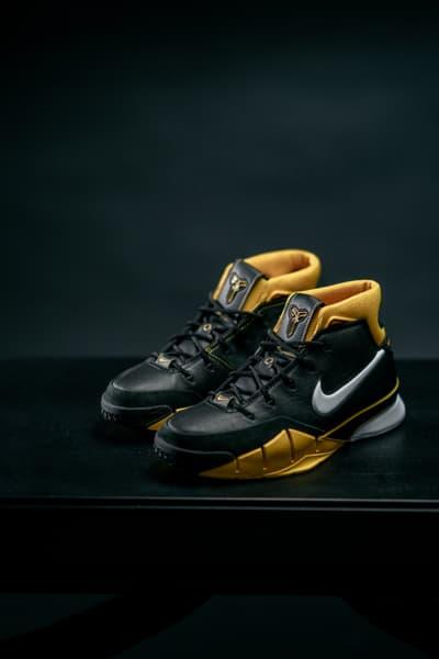 Nike Zoom Kobe 1 Release Date Kobe Bryant nike basketball february 17 2018 Proto Release Date Drops Info Los Angeles Lakers
