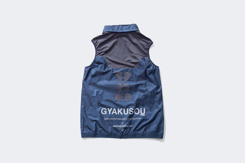 Nike UNDERCOVER 2018 Spring Summer Gyakusou Collection