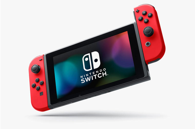 Nintendo Switch Hacked Linux Operating System Pirated Games