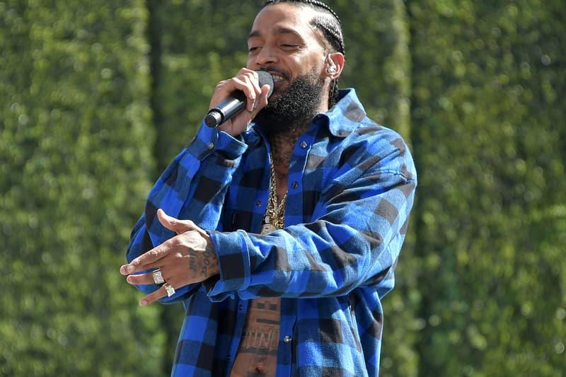 Nipsey Hussle Victory Lap Tracklist Kendrick Lamar YG Puff Daddy Diddy CeeLo Green The Dream