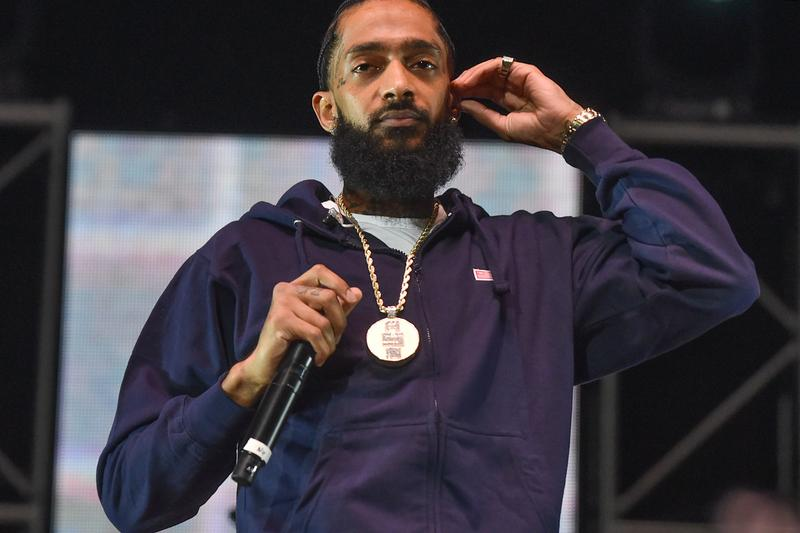 Nipsey Hussle Victory Lap First Week Sales Numbers billboard chart 2018 february