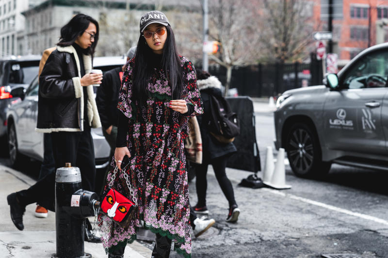 New York City Fashion Week 2018 Fall/Winter Street Style Day 3