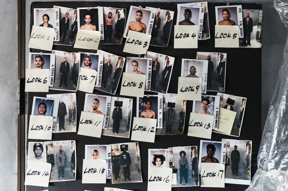 Willy Chavarria Fall/Winter 2018 New York Fashion Week Men's