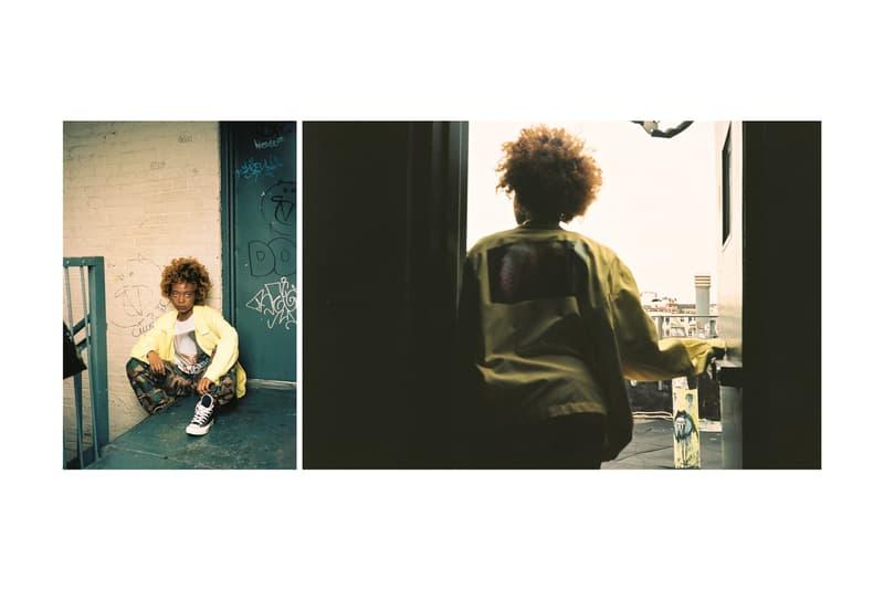 Off Safety Kinfolk Paul Chan Eddie Otchere Hip Hop Photography Merch Capsule Show Portraits