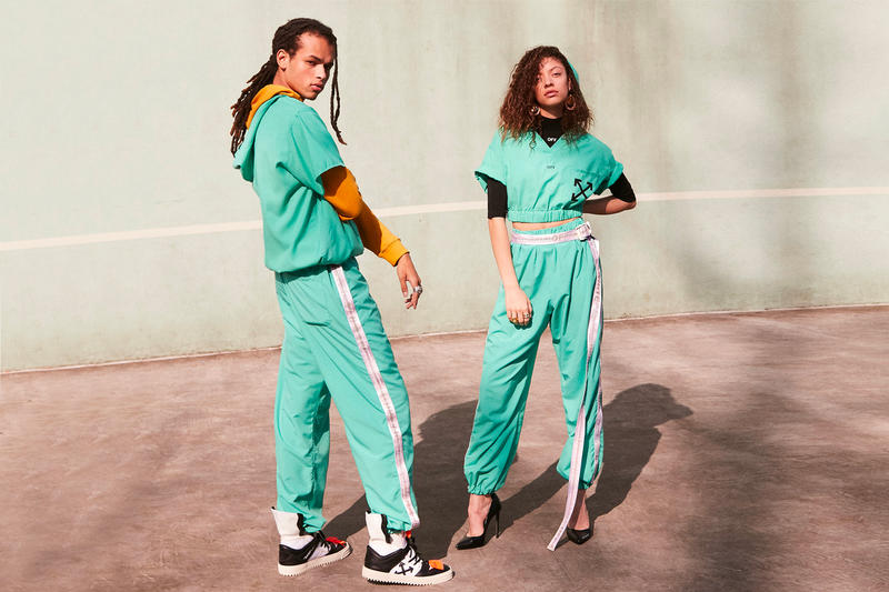 Off-White Equinox Cancer Research The Scrubs Sweatsuit
