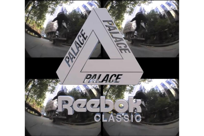 Palace x Reebok Classics Spring 2018 Sneakers Collaboration