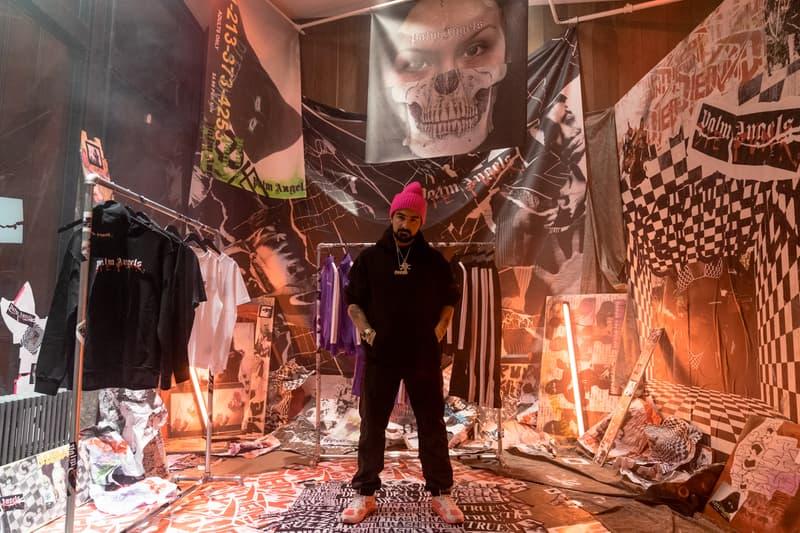 "Playboi Carti x Palm Angels ""Die Punk"" Capsule New York Fashion Week"