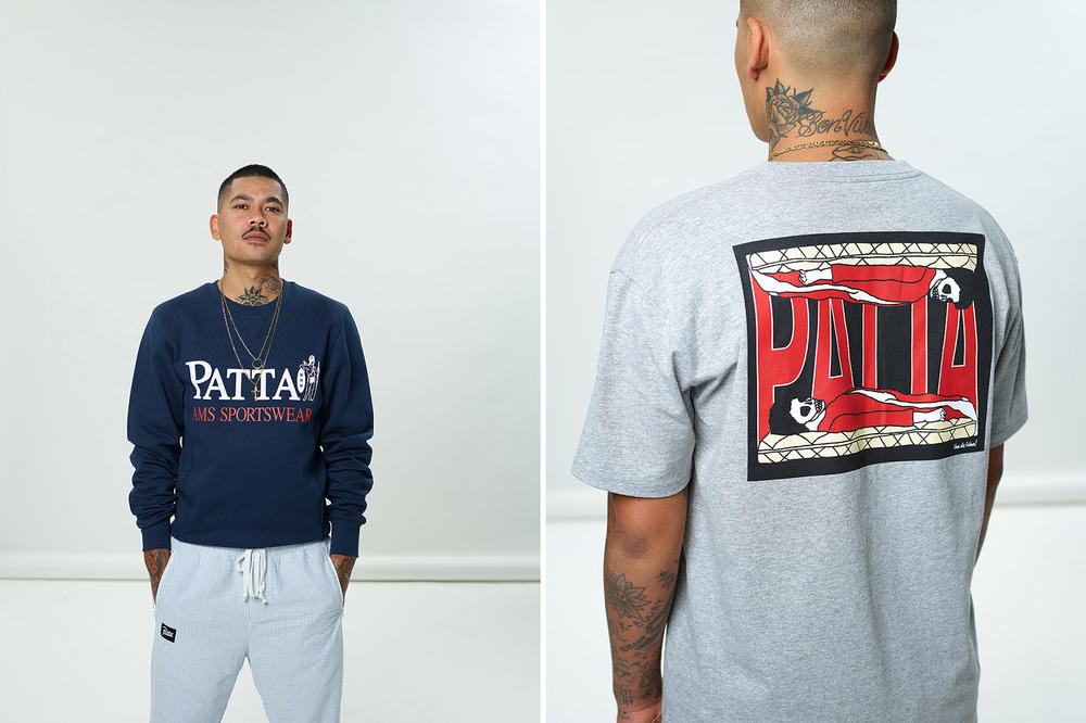 Patta Amsterdam London Spring/Summer 2018 Lookbook Menno Kok Lookbook