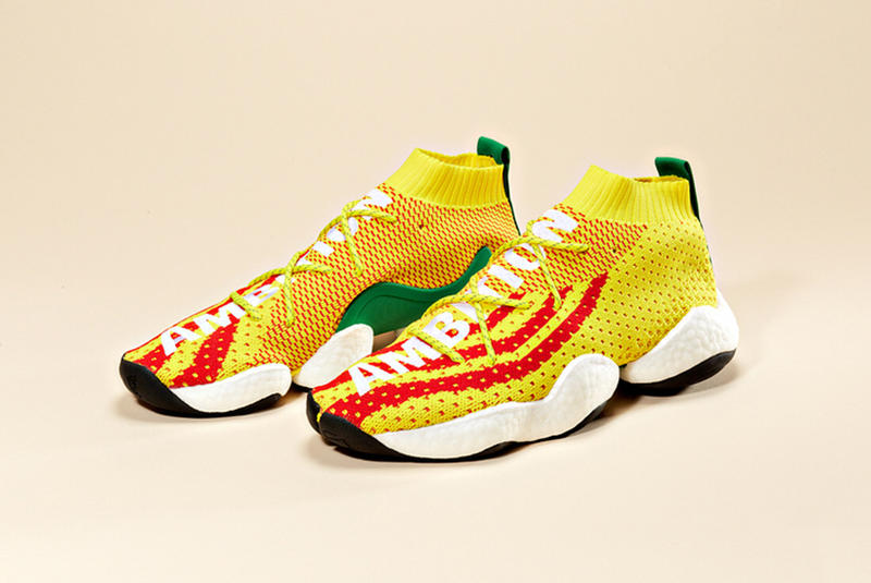 Pharrell adidas BOOST You Wear Collaboration Williams 2018 all star nba release date info