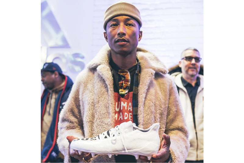Pharrell Williams adidas Liberty + Justice AM4MN Cleat NFL Football Snoop Dogg Super Bowl LII adidas Originals