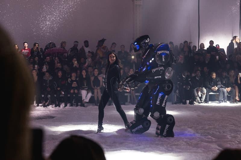 Philipp Plein Fall/Winter 2018 New York Fashion Week Migos Rich the Kid