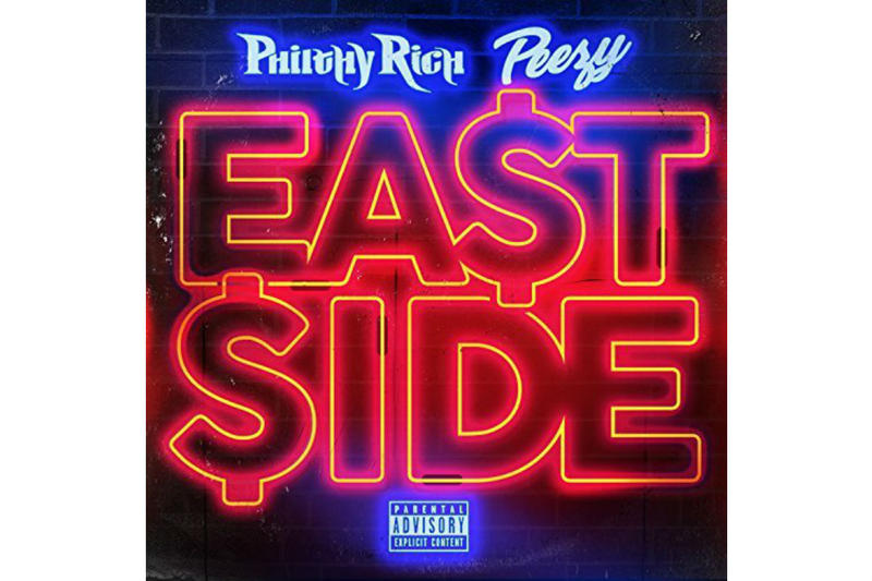 Philthy Rich Peezy East Side Album Leak Single Music Video EP Mixtape Download Stream Discography 2018 Live Show Performance Tour Dates Album Review Tracklist Remix