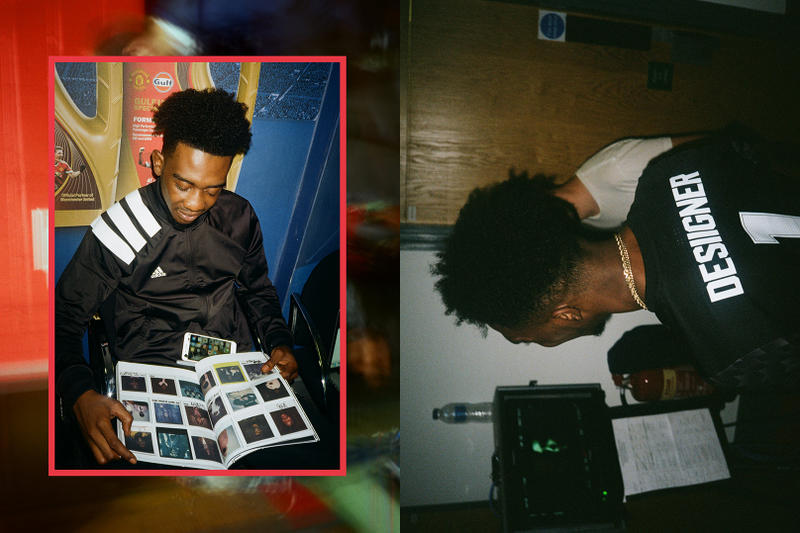 Places+Faces Magazine Volume 2 Jorja Smith Desiigner Migos Giggs Lil Peep Daniel Caesar Ciesay