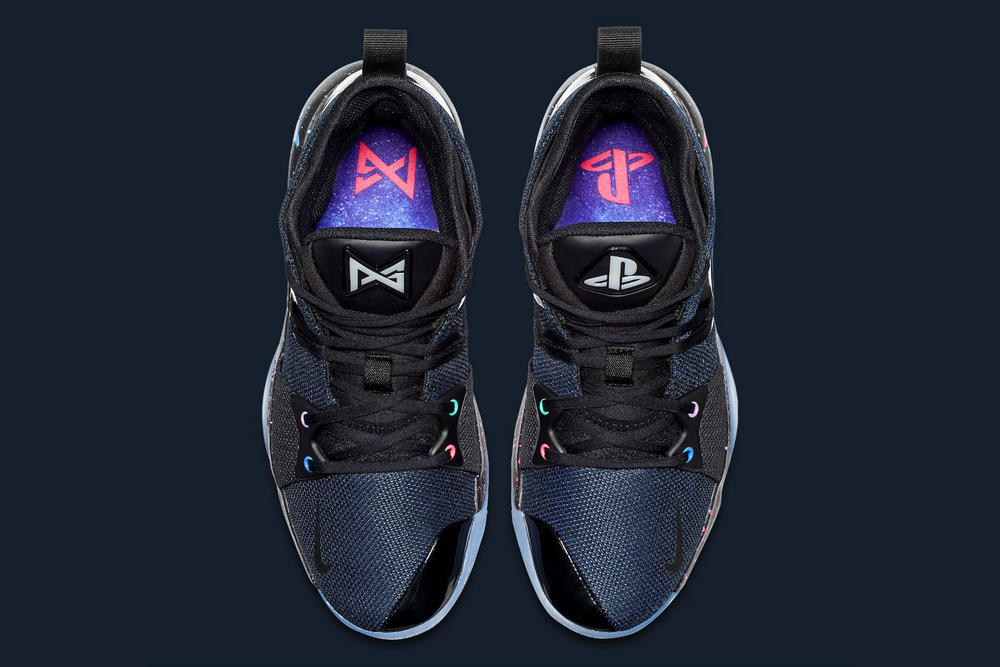 PlayStation Nike PG2 Shoe Launch Problems Paul George PSN Network