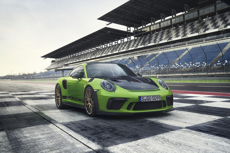 2019 Porsche 2019 911 Gt3 Rs Hypebeast