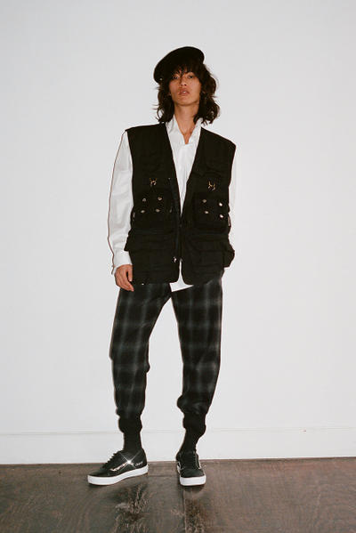 Private Policy Fall Winter 2018 Collection Lookbook Fashion New York