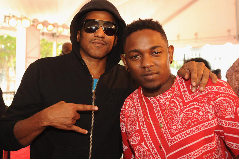 Kendrick Lamar Q Tip Want U 2 Want Single Stream Beats 1 Abstract Radio Unreleased New Music Apple Music SoundCloud Streaming TDE A Tribe Called Quest