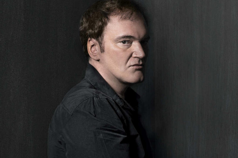Quentin Tarantino Uma Thurman Kill Bill Car crash harvey weinstein