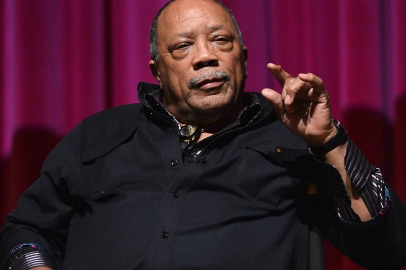Quincy Jones Vulture Interview 2018 february conversation Michael Jackson Ivanka Trump Donald Trump Kendrick Lamar Chance The Rapper