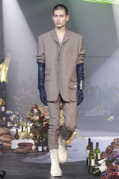 Raf Simons Fall Winter 2018 Collection New York Fashion Week Mens Runway