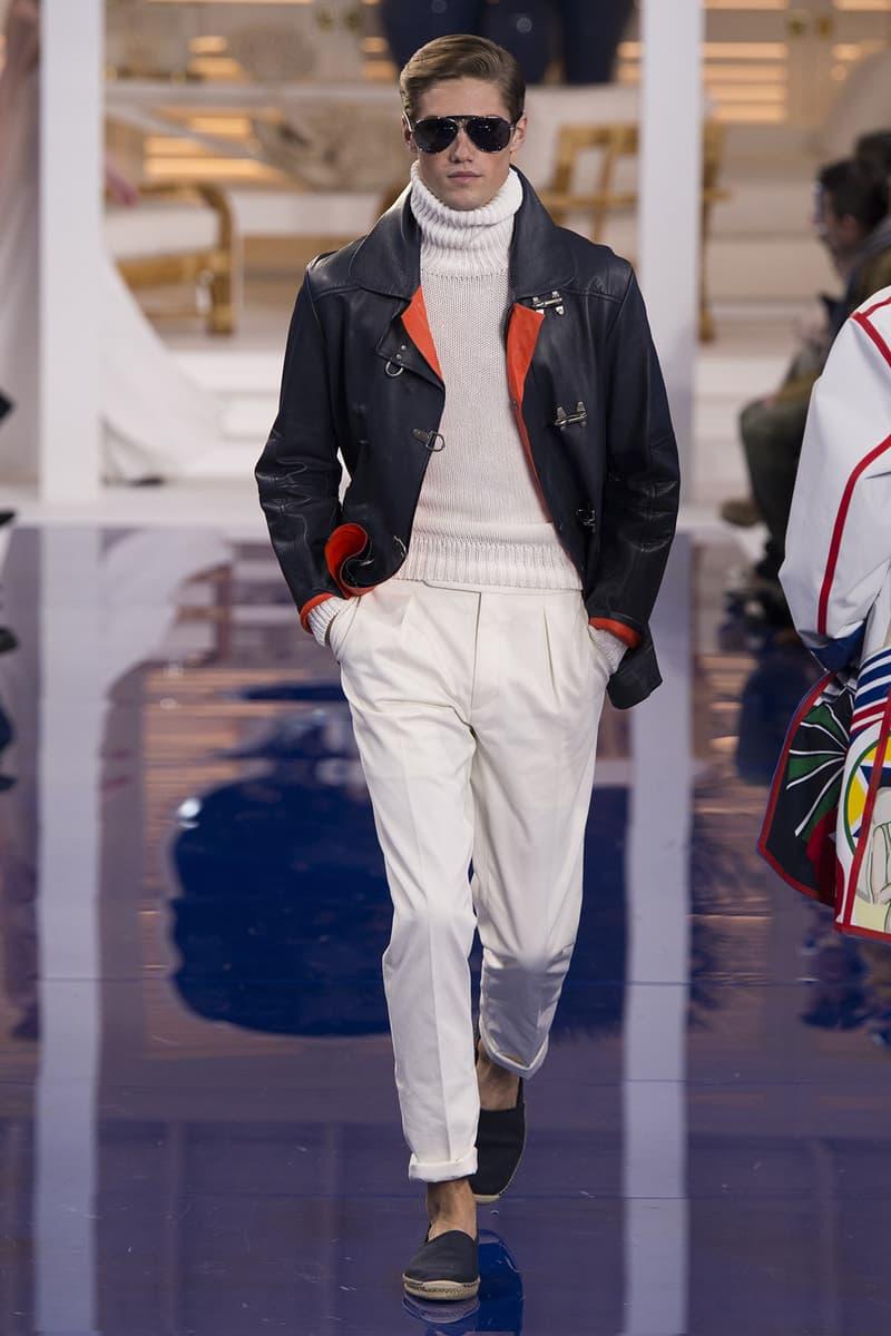Ralph Lauren 2018 Fall Winter Collection runway show new york fashion week mens
