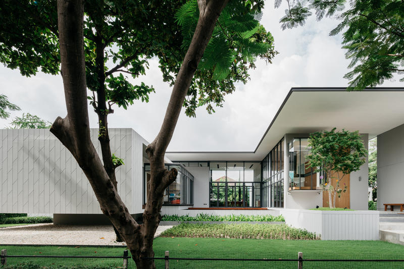 Ratchada 18 Residence AOMO Architecture Thailand