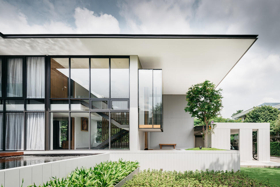 Ratchada 18 Residence AOMO Architecture Thailand
