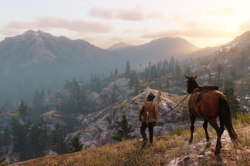 Red Dead Redemption 2 Rockstar Games Release date entertainment Delay Pushed Back Pushback