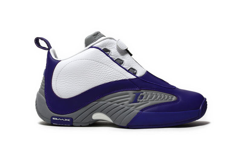 Reebok Answer IV PE Kobe Bryant Purple PE los angeles lakers 2003 nike adidas deals february release date info sneakers shoes footwear atmos tokyo japan