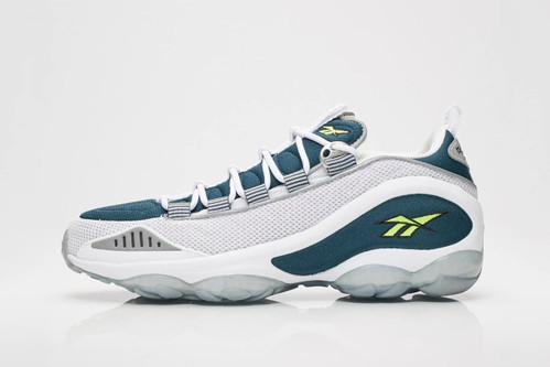 "Reebok DMX Run 10 Returns in OG ""Nocturnal Blue"""