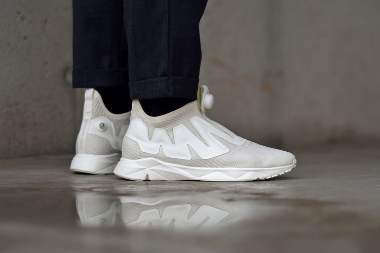 An On-Foot Look at Reebok s Pump Supreme Premium for Spring Summer 2018 4e167dbfb