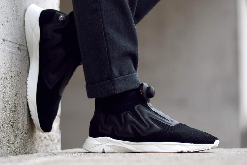 28cd15e02f724 An On-Foot Look at Reebok s Pump Supreme Premium for Spring Summer 2018