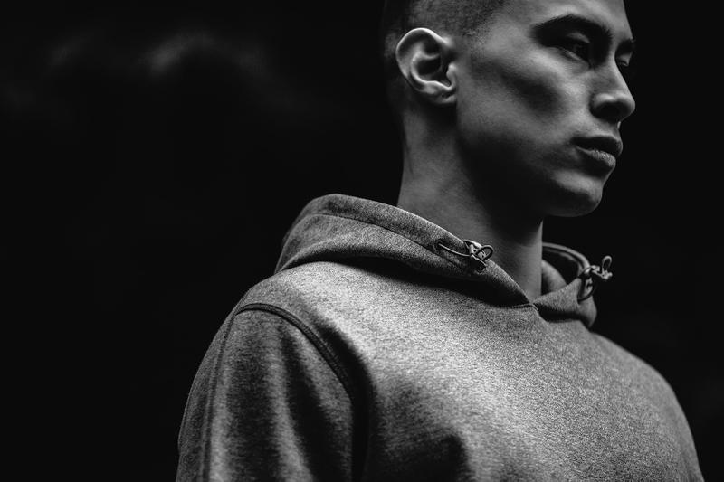 Reigning Champ Sea to Sky Collection 2018 January February Fall Winter Drop Polartec