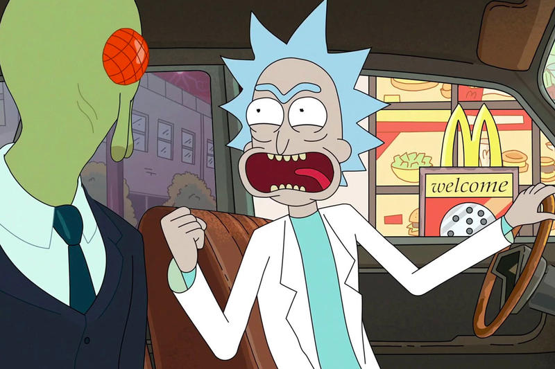 McDonald's Rick and Morty Szechuan Sauce Adult Swim