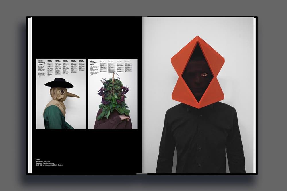 Rick Banks Clubbed UK Nightclubs Graphic Design Hacienda Fabric Peter Saville Kickstarter Project