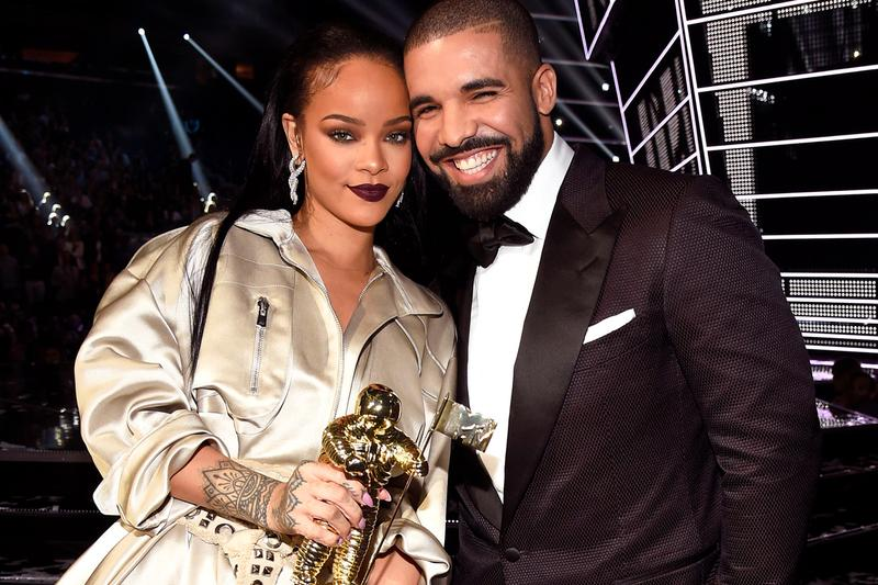 Rihanna Drake BRIT Award Work Performance Video