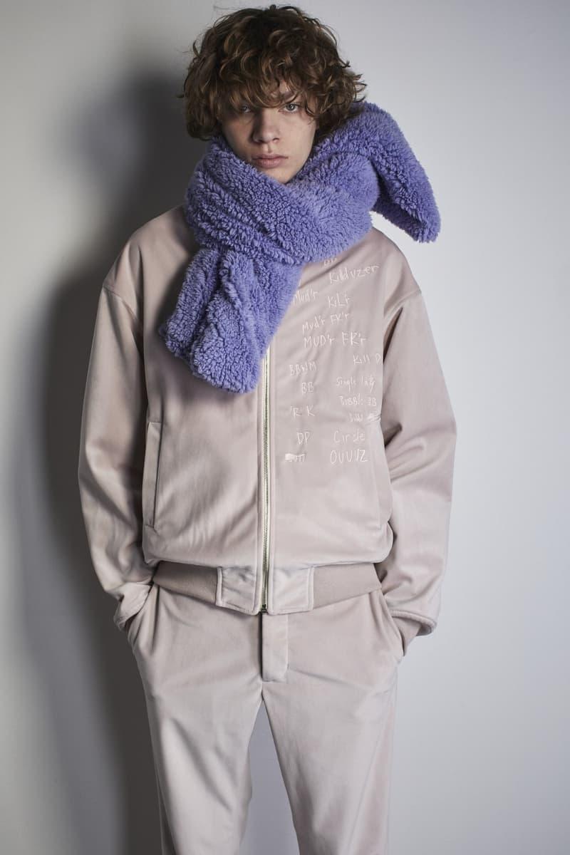 Rochambeau Fall Winter 2018 collection Lookbook