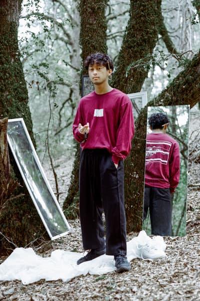 Rōnin Fall Winter 2017 Collection lookbook release date barbara kruger akira