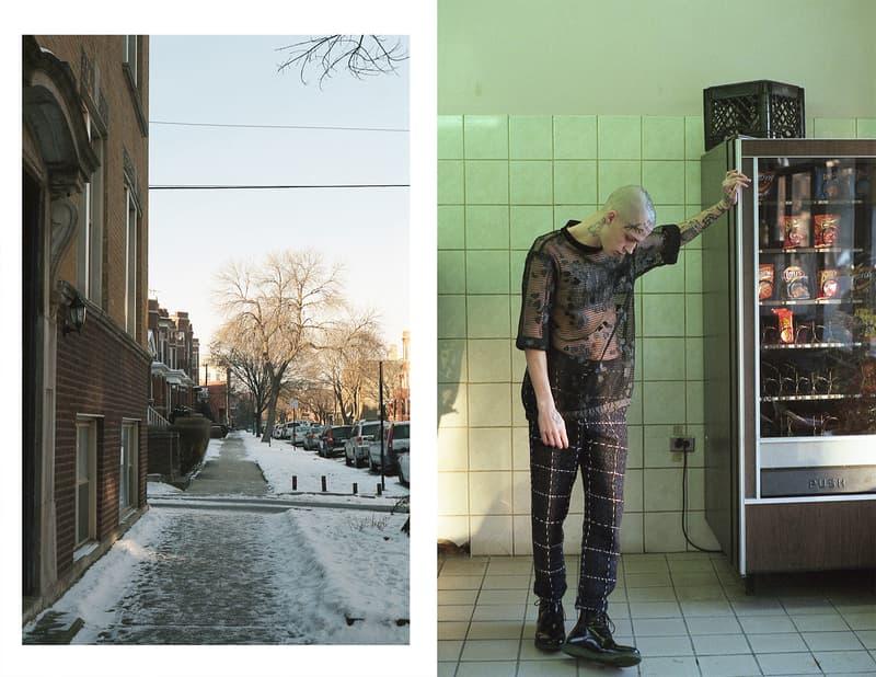 Sacai Spring/Summer 2018 Editorial chitose abe RSVP Gallery