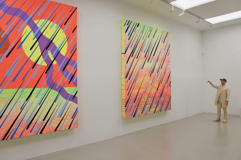 Sam Friedman Rainy Days Exhibit Arsham Fieg Gallery Art Artwork Exhibit Exhibitions KITH SoHo New York City