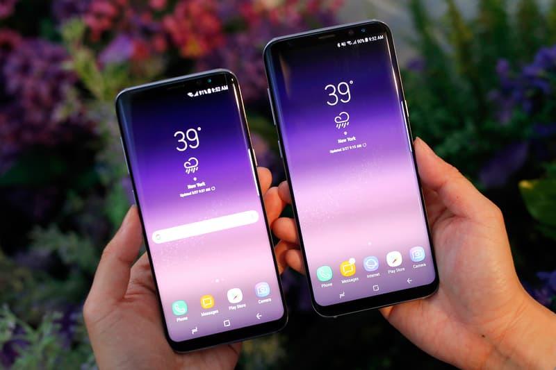Samsung Galaxy S8 Android Oreo Delayed Delays Restarts Reboots