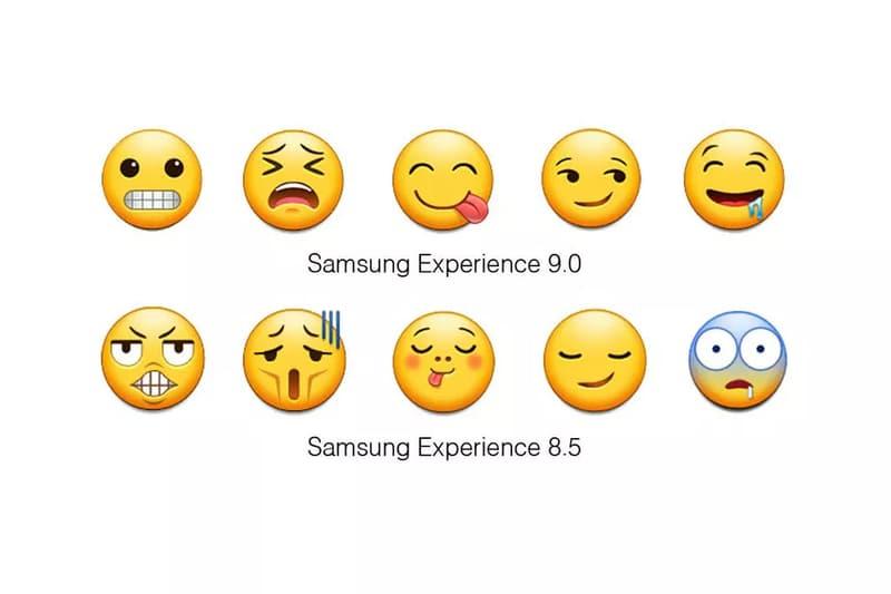 Samsung Updates Emoji Android Oreo Galaxy S8