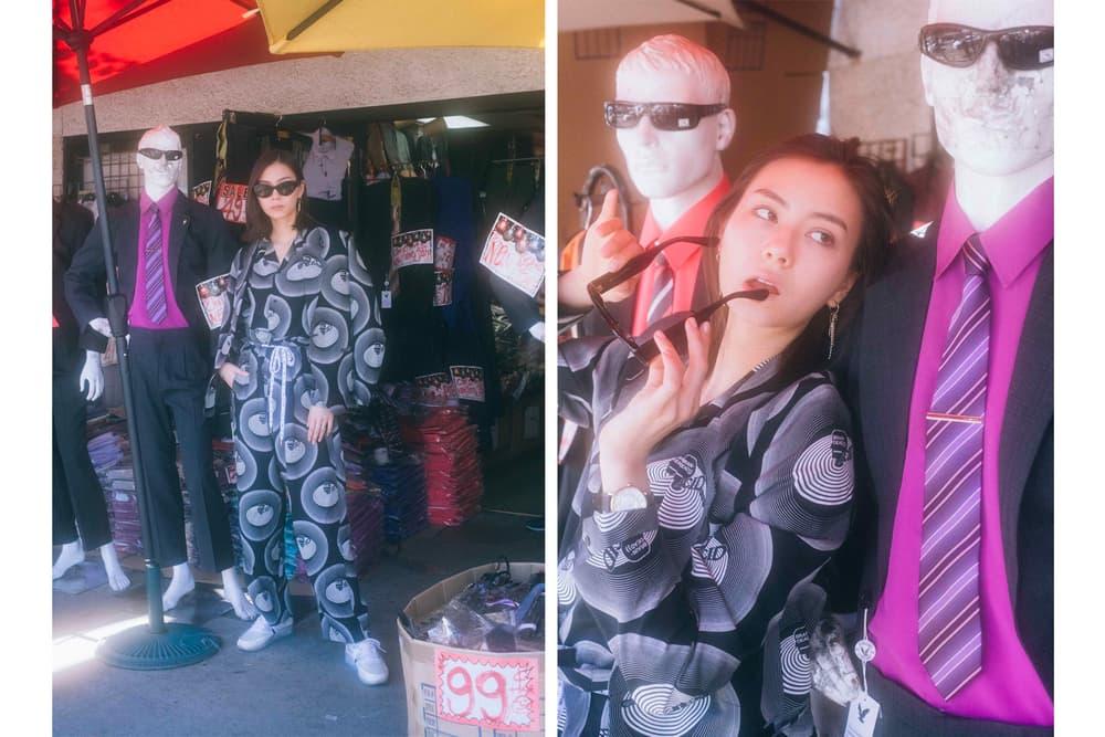 Sasquatchfabrix. Brain Dead SUICOKE Collection release date dover street market london japan new york kyle ng