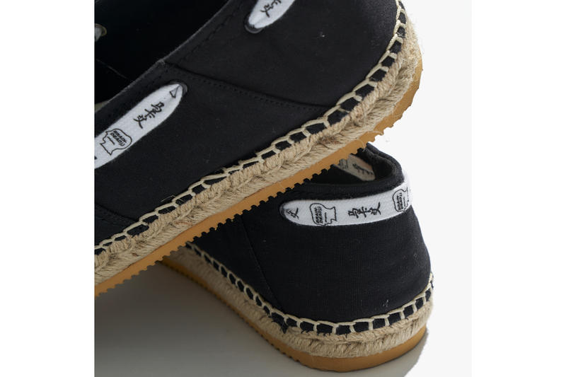 Sasquatchfabrix. Brain Dead SUICOKE Collection release date dover street market london japan new york kyle ng