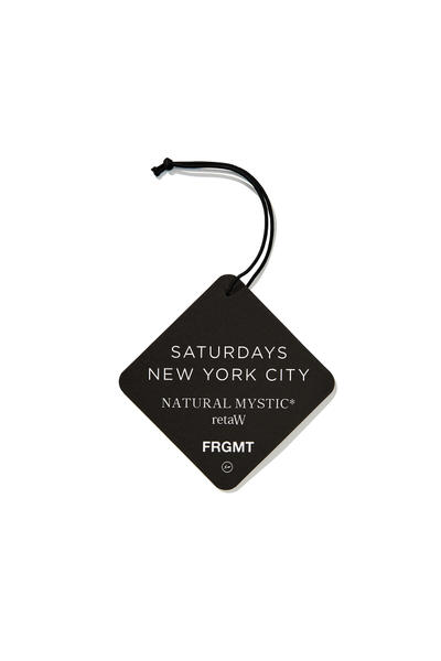 Saturdays NYC fragment design Capsule Collection Hiroshi Fujiwara candles T-shirts Hoodies